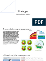 Shale gas thesis