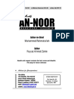 Al Noor June and July 2015