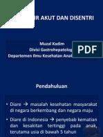 Diagnosis Diare Aku Dan Disentri