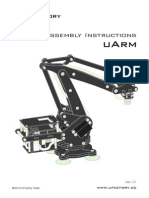 UArm Assembly Instructions v1