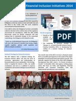Microfinance 2014