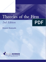 Introduction Theory of the Firm