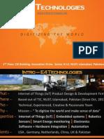 E4 Technologies -Intro