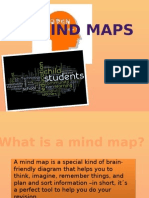 mind maps simple presentation
