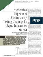 Rapid Immersion Service Devoe Tech Paper