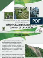 1-Presentacion Estructuras Hidraulicas en El Control De