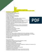 Conteúdos Do Concurso FUB 2015