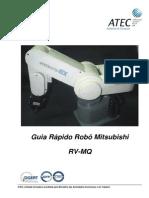 Robo Mitsubishi Rv m1 Guia Rapido