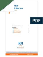 IGI Funds FM Report April 2012