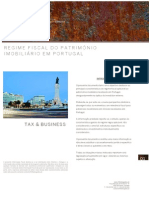 Regime Fiscal Do Patrimonio Imobiliario Em Portugal