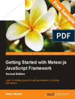 Getting Started with Meteor.js JavaScript Framework - Second Edition- Sample Chapter