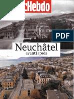 Neuchâtel avant-après