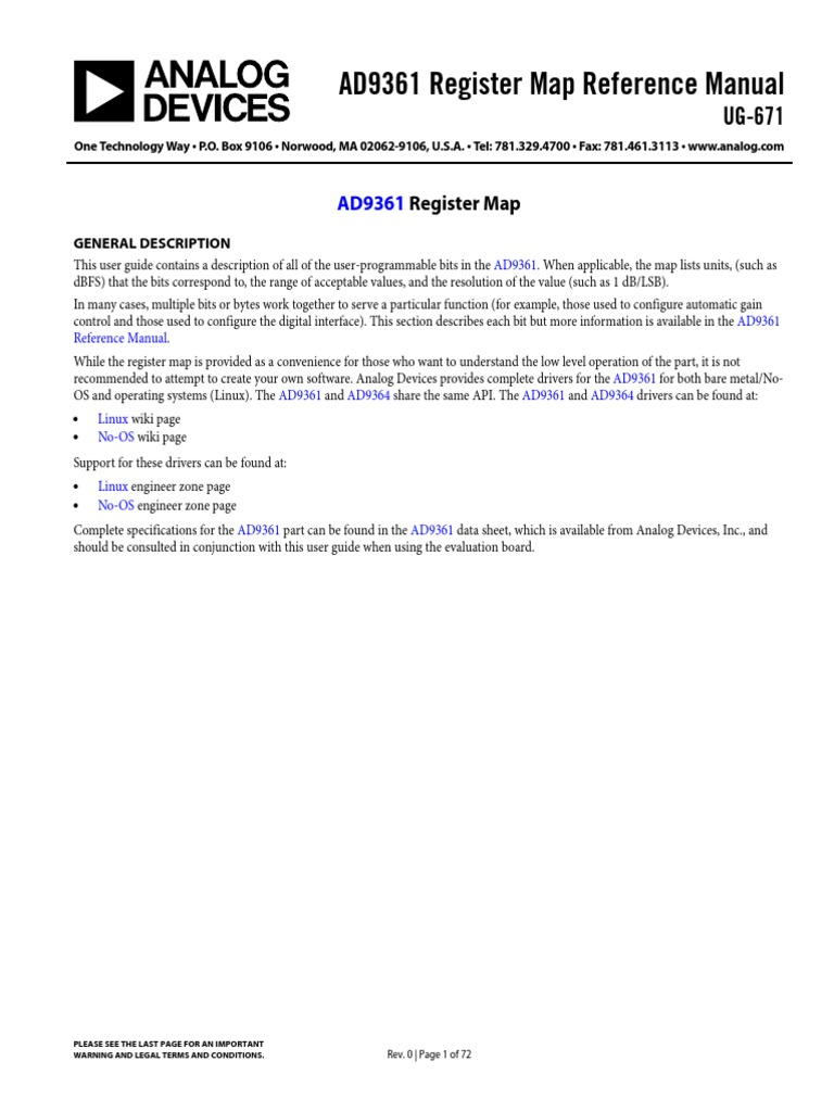 AD9361_Register_Map_Reference_Manual_UG-671 pdf   Duplex