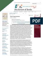 JAMESON, Fredric - Reviews 'the Parallax View' by Slavoj Žižek · LRB 7 September 2006