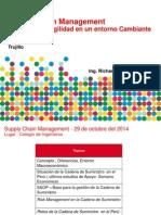 Supply Chain Management en El Perú