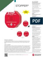 STI SUB-6403 Data Sheet