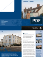 Technical Advice on Painting _ Listed Buildings & Conservation Areas