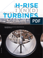 AA V6 I1 High Rise Wind Turbines