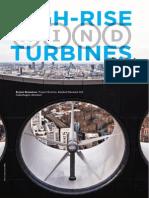 AA V6 I1 High Rise Wind Turbines