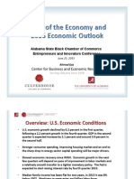 2015 Alabama Economic Outlook