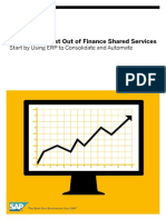 Getting the Most Out of Finance Shared Services