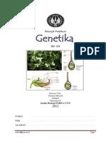 Genetika_Petunjuk Praktikum