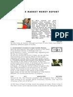 The Free Market Money Report