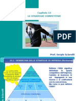 13. Strategie Competitive