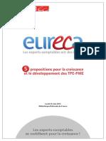 Propositions Eureca