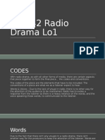 my documentsunit 42 radio drama lo1