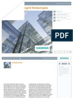 Microgrid Technology Siemens