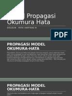 Model Propagasi Okumura Hata