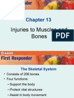18 Injury of Muscle & Bone