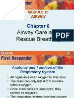 Airway Care and Rescue Breathing