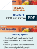 CPR and Circulation