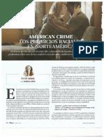 American Crime. Junio 2015. Revista Plaza