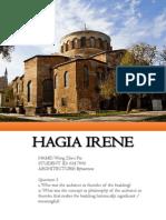 Hagia Irene