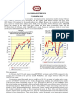 ICCO Monthly Review_February 2015