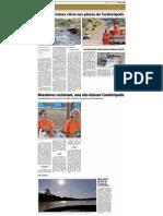 Água e estrutura viária nos planos de Cordeirópolis