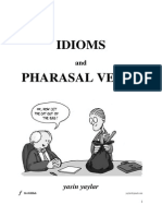 Idioms and Phra Sal Verbs