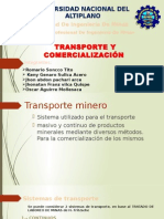 ETAPAS DE LA ACTIVIDAD MINERA (TRANSPORTE Y BENEFICIO) (1).pptx