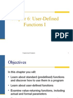 Chapter 06Functions programming