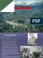 ciclotron ciclotron