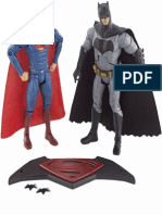 Batman v Superman Comic-Con Exclusives