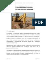 Trabajo Tipologia de Excavacion