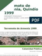 Terremoto de Armenia, Quindío 1999