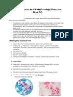 Skenario 1 - Patogenesis Dan Patofisiologi Uretritis Non GO