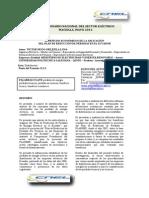 Ad-006 Beneficios Economicos de La Aplicacion Del Plan de Reduccion de Perdidas en El Ecuador_orejuela_may2014
