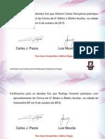 Certificados PDF