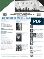 Future of Story - Washington DC